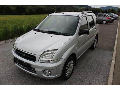 gebraucht Subaru Justy G3X 1,3 4WD