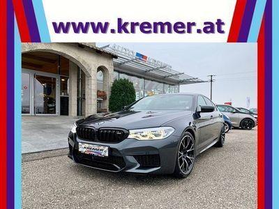 gebraucht BMW M5 Aut. COMPETITION/LED/AHK/1.BESITZ