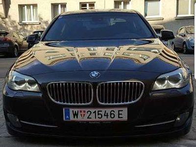 gebraucht BMW 525 5er-Reihe d f10 3.0 V6 parken schaden Limousine