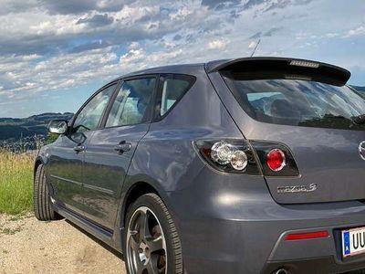 gebraucht Mazda 3 2.0l GTA Sportwagen / Coupé