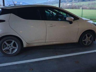 gebraucht Nissan Micra 1.0 Acenta 73 PS 5MT Limousine