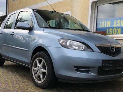 gebraucht Mazda 2 1.25i/Plusline II Kombi / Family Van
