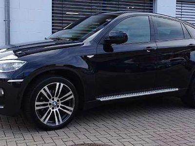 gebraucht BMW X6 3.0d LCI M-Sportpaket SUV / Geländewagen