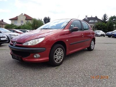 used Peugeot 206 Sport Line 1,4 * Klima * Alufelgen Limousine,