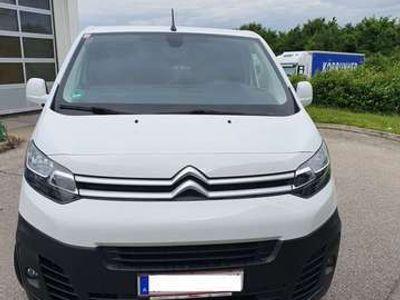 gebraucht Citroën Jumpy KW Blue HDI 120 Komfort plus M