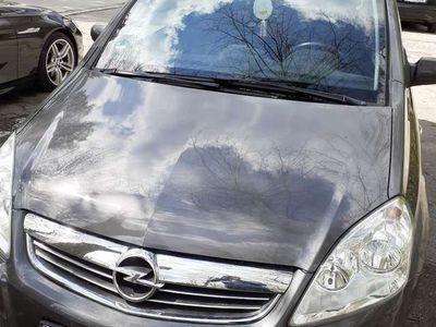 gebraucht Opel Zafira 1.6