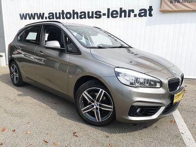 gebraucht BMW 218 Active Tourer d xDrive Sport Line Aut.