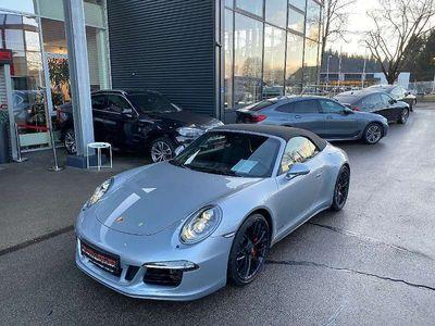 gebraucht Porsche 911 Carrera GTS 4 Cabrio PDK, 1.Hand, Ö-Auto, Approved Garantie! Cabrio / Roadster