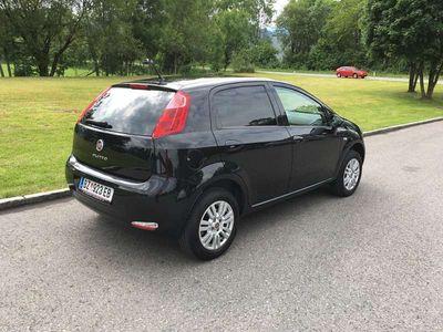 gebraucht Fiat Punto 1.4 8V Natural Power Lounge Klein-/ Kompaktwagen