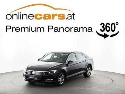 used VW Passat CL 4Motion 2,0 TDI NAVI RADAR LED AHK ST... Limousine,