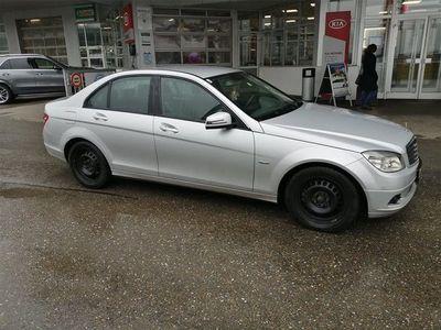 gebraucht Mercedes C200 C-KlasseClassic CDI Limousine