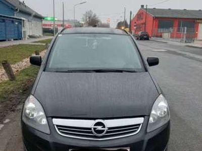 gebraucht Opel Zafira 1,8