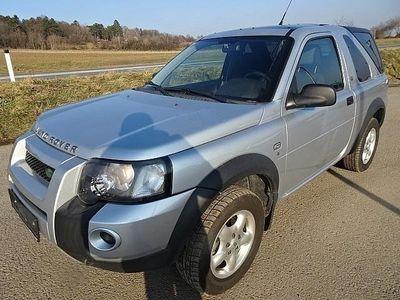used Land Rover Freelander Softback 2,0 Td4 Asmara
