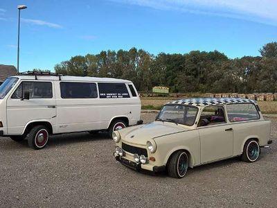 gebraucht Trabant 601 DeLuxe Kombi Kombi / Family Van