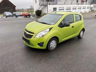 gebraucht Chevrolet Spark LS 1,0 KLIMA EURO 5/119co2