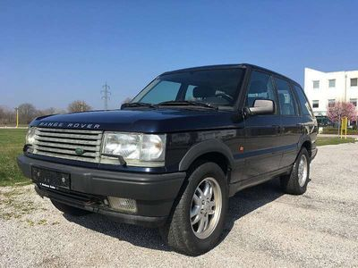 brugt Land Rover Range Rover 2,5 TD Schalter SUV / Geländewagen,