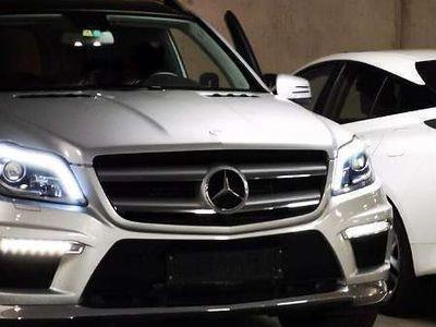 gebraucht Mercedes 350 GL-Klasse AMGGL SUV / Geländewagen