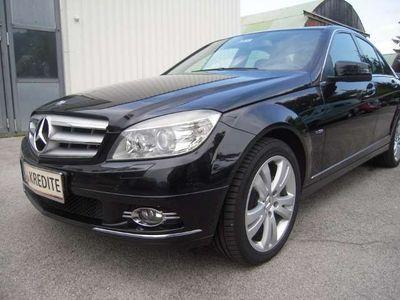 gebraucht Mercedes C250 BlueEfficiency Avantgarde CDI Pickerl+Service-NEU