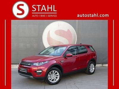 brugt Land Rover Discovery Sport 2,0 TD4 4WD SE Aut. NAVI | AUTO STAHL WIEN 20