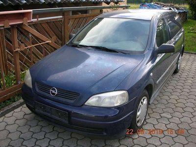 gebraucht Opel Astra Klein-/ Kompaktwagen
