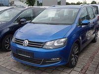 gebraucht VW Sharan Highline BMT SCR 2,0 TDI Kombi / Family Van,