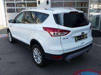 gebraucht Ford Kuga 2,0 TDCi Titanium 4x4