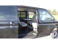 gebraucht VW Multivan 2.0. TDI - 2012 wie- Camper light