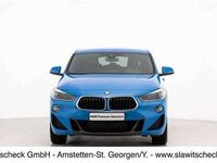 gebraucht BMW X2 xDrive20d M-Paket Misanoblau NP: €64.312,- SUV