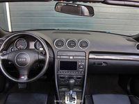 gebraucht Audi S4 Cabriolet 4,2 V8 quattro Tiptronic