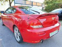 gebraucht Hyundai Coupé Tiburon 2,0 CVVT / Neues Pickerl Sportwagen /