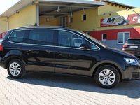 gebraucht VW Sharan Highline BMT 2,0 TDI DSG Kombi / Family Van