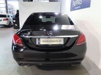 gebraucht Mercedes C200 d Aut.