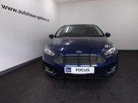 gebraucht Ford Focus Traveller Titanium 1,5TDCi 120PS