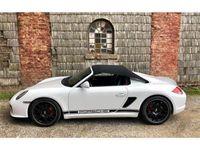 gebraucht Porsche Boxster Spyder 3,4 Aut. Cabrio / Roadster