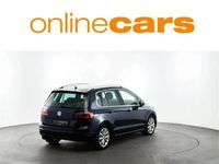 gebraucht VW Golf Sportsvan HL 2.0 TDI DSG XENON AHK RADAR NAVI