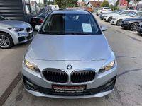 gebraucht BMW 216 Active Tourer d Advantage Aut., Navi, SHZ, Sportle