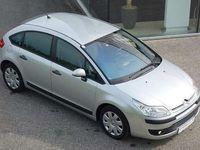 gebraucht Citroën C4 1,6 HDi 90 SX