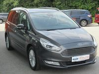 gebraucht Ford Galaxy 2,0 TDCi Titanium Start/Stop Powershift Kombi / Family Van,
