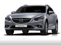 gebraucht Mazda 6 6Sport Combi CD175 Revolution Top SD Aut. Kombi