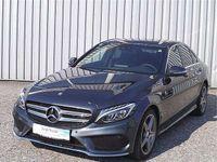 gebraucht Mercedes C220 C-KlasseBlueTEC AMG Line A-Edition Plus Limousine