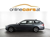 usata BMW 520 d Touring Aut. NAVI SHZ LED
