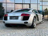 gebraucht Audi R8 Coupé R84,2 R-TRONIC/Erstauslieferung Österreich/CARBON