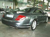 gebraucht Mercedes CL500 CL-KlasseAut. Sportwagen / Coupé