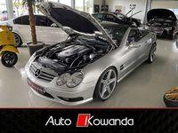 gebraucht Mercedes SL500 SL-KlasseRoadster Aut. --TOP Optik--*Liebhaberfah... Cabrio / Roadster