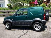 gebraucht Suzuki Jimny 1,3 VU