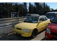 gebraucht Ford Escort Cabriolet CLX 1,6 16V