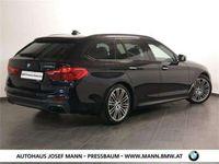 gebraucht BMW M550 5er-Reihe d xDrive Kombi / Family Van