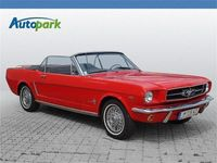 gebraucht Ford Mustang CABRIOLET 4,7 3T Cabrio / Roadster
