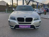 gebraucht BMW X3 xDrive20d Österreich-Paket Aut.
