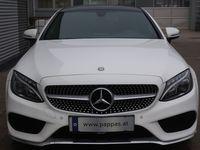gebraucht Mercedes C220 d Coupé